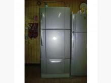 [8成新] 日立535公升三門~極新又漂亮冰箱有輕微破損