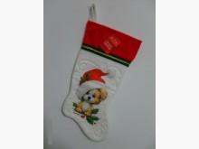 狗娃娃聖誕大襪子吊飾USA S掛飾/吊飾全新