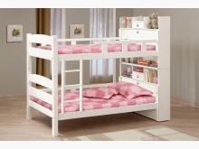 [全新] 洛克3.5尺白色多功能雙層床其它家具全新
