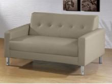 [全新] 約翰杏色雙人沙發雙人沙發全新
