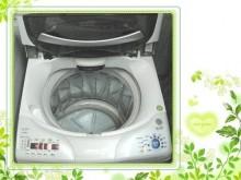 [9成新] 日本原裝風乾保固三年洗衣機無破損有使用痕跡