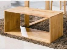 [全新] 勞倫北歐原木全實木長凳餐椅全新