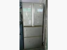 [9成新] 東元650公升變頻冰箱冰箱無破損有使用痕跡