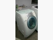 [8成新] 日製洗脫烘洗衣機洗衣機有輕微破損