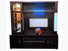 [全新] 藍光6.3尺胡桃酒櫥 桃園區免運高低櫃全新