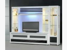 [全新] 貝斯特8.5尺白色酒櫥 桃園免運高低櫃全新