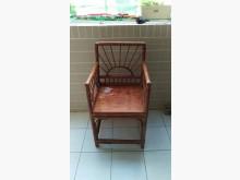 [9成新] 古意的休閒竹椅其它桌椅無破損有使用痕跡