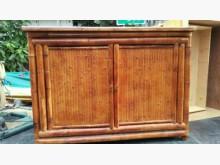 竹製收納櫃收納櫃無破損有使用痕跡