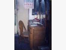 [9成新] 驣製化妝台 / 鏡子 椅子 一套鏡台/化妝桌無破損有使用痕跡