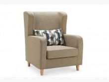 [全新] 艾斯卡單人淺咖布沙發特價5600單人沙發全新