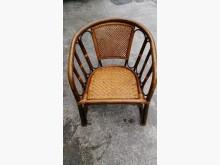 [9成新] 單人籐沙發籐製沙發無破損有使用痕跡