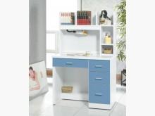 [全新] 藍白3.2尺書桌全組特價6500書桌/椅全新