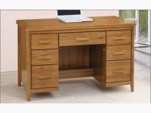 [全新] 喬森柚木色4.2尺書桌書桌/椅全新
