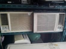 [9成新] 東元國際聲寶三洋冷氣九成新窗型冷氣無破損有使用痕跡