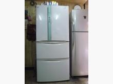 [8成新] 國際變頻600公升四門環保電冰箱冰箱有輕微破損