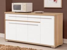 [全新] 傢具小達人~明日香5尺餐櫃下座碗盤櫥櫃全新