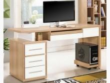 [全新] 明日香5尺電腦桌(全組)電腦桌/椅全新