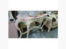 [9成新] 力興二手家具行-法式精雕玄關桌其它桌椅無破損有使用痕跡
