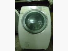 [8成新] 國際10公斤滾筒洗衣機日本原裝洗衣機有輕微破損