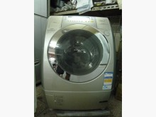 [8成新] 國際14公斤洗脫烘滾筒洗衣機洗衣機有輕微破損