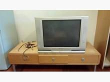 不銹鋼桌腳電視櫃電視櫃無破損有使用痕跡