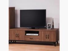[全新] 喬納得淺胡桃5.3尺長櫃電視櫃全新