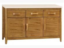 [全新] 4尺石面碗盤餐櫃下座$9900碗盤櫥櫃全新
