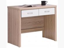 [全新] 原切橡木白3尺書桌特價3800書桌/椅全新