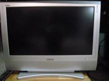 [8成新] 禾聯32吋液晶畫質佳色彩鮮艷電視有輕微破損