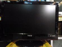 [8成新] 東元22吋TECO液晶色彩鮮艷畫電視有輕微破損