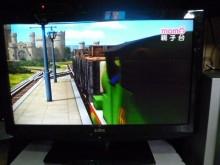 [8成新] 聲賓32吋液晶色彩鮮艷畫質佳電視有輕微破損