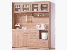 [全新] 羅莎5.3尺餐櫃碗盤櫥櫃全新