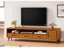 [全新] 安德里6呎電視櫃  特價6900電視櫃全新