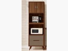 [全新] 米蘭2尺收納櫃碗盤櫥櫃全新