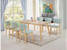 [全新] 雪倫5尺餐桌*可打折餐桌全新