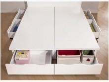 [全新] 漢娜6呎六抽床底特價9900雙人床架全新