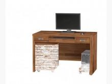 [全新] 肯傑柚木色4尺電腦桌空桌4900電腦桌/椅全新