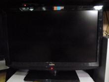[8成新] 品牌32吋液晶畫質佳色彩鮮艷電視有輕微破損