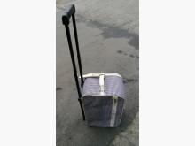 [9成新] 千島紋小行李箱其它無破損有使用痕跡
