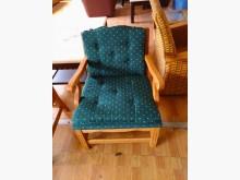 [全新] 原木椅(附軟墊)(清倉大降價)其它桌椅全新