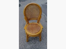 籐製餐椅餐椅無破損有使用痕跡