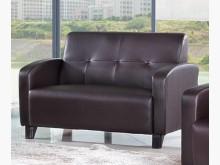 [全新] 巧美合成皮雙人沙發 桃園區免運雙人沙發全新