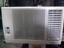 [9成新] 三國際東元普騰窗冷氣4坪安裝1仟窗型冷氣無破損有使用痕跡