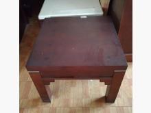 [7成新及以下] 柚木小方桌(清倉大降價)茶几有明顯破損