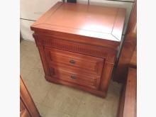 [全新] 實木床頭櫃(清倉大降價)床頭櫃全新
