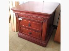 [8成新] 床頭櫃子(清倉大降價)床頭櫃有輕微破損