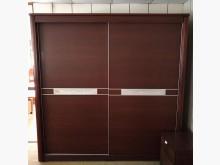 [8成新] 胡桃衣櫃(清倉大降價)衣櫃/衣櫥有輕微破損