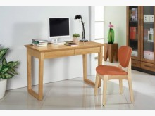 [全新] 2001823-2風華栓木書桌電腦桌/椅全新