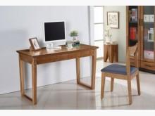 [全新] 2004824-2風華胡桃書桌電腦桌/椅全新