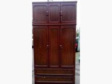 四尺便宜高大衣櫃衣櫃/衣櫥有輕微破損